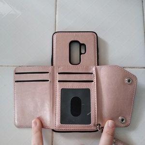 Accessories - Galaxy s9+ wallet case